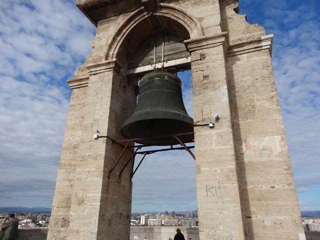 Valência - Torre del Micalet - Sino