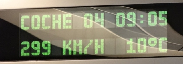 Valência - Trem 3