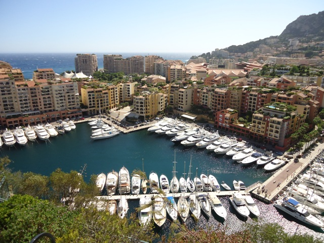 Monaco - Vista Marina 1