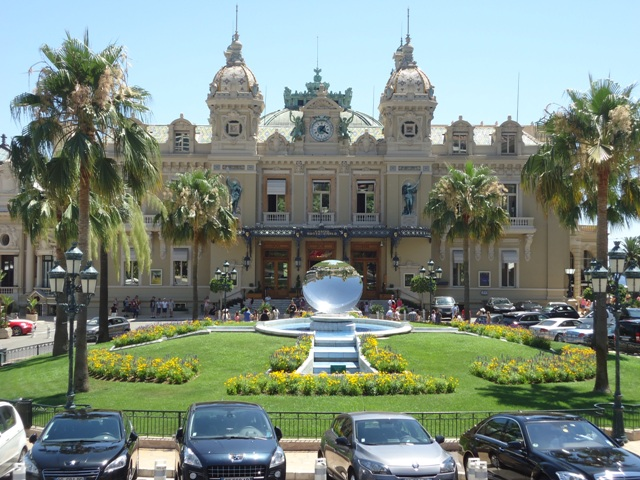 Monaco - Cassino de Monte Carlo 2