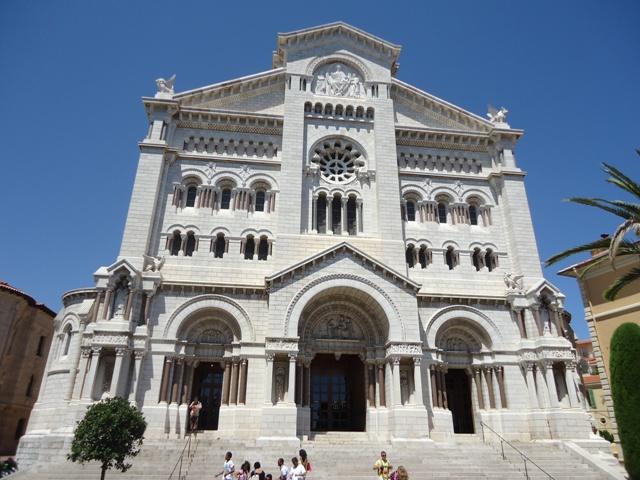 Monaco - Catedral 1