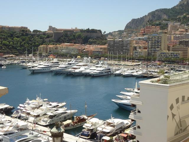 Monaco - Marina 1