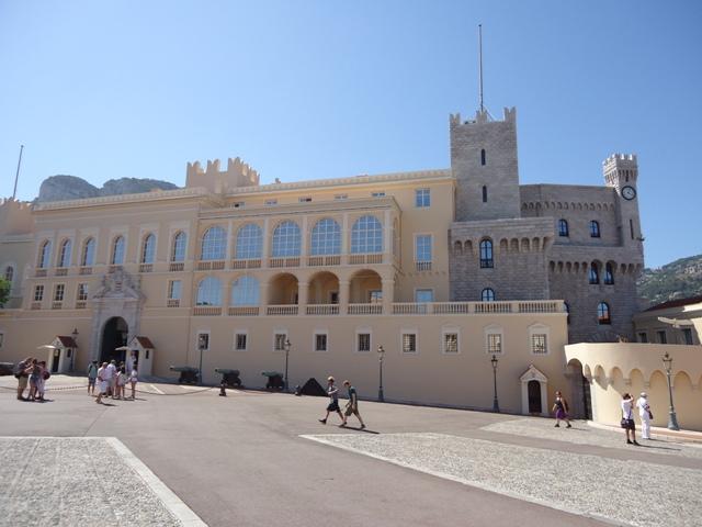 Monaco - Palais Princier 1