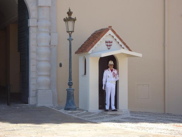 Monaco - Palais Princier 2