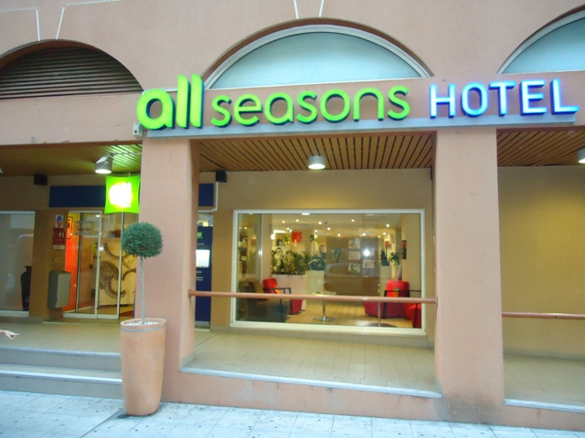 Nice - All Seasons Hotel 1