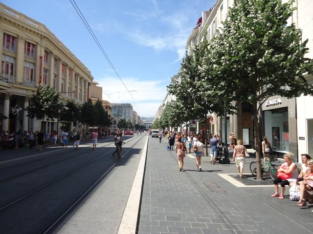 Nice - Avenue Jean Medecin 1