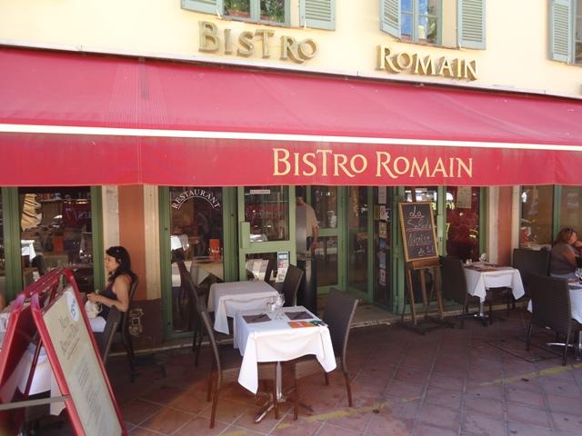 Nice - Bistro Romain 1