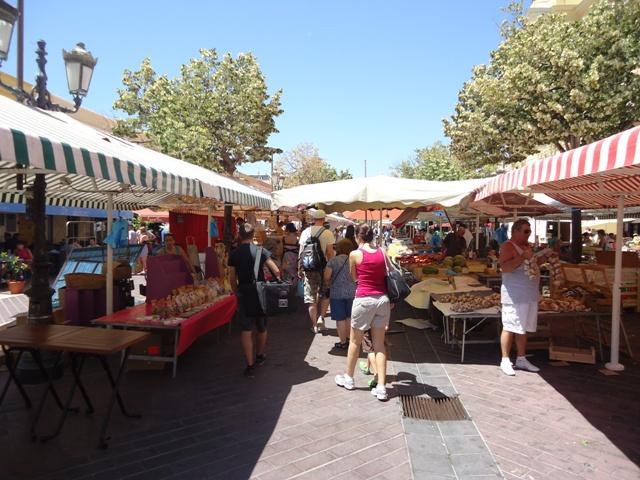Nice - Cours Saleya