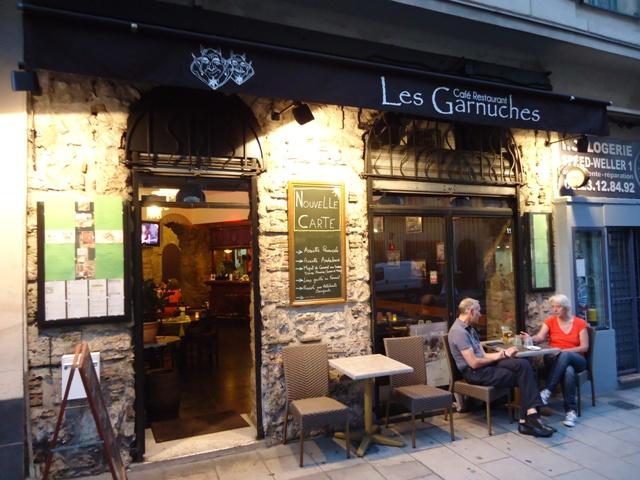 Nice - Les Garnuches 1