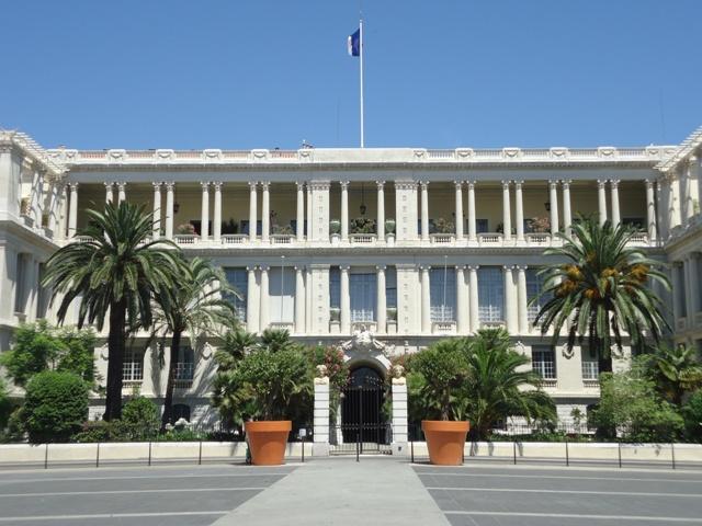 Nice - Palácio da Justiça