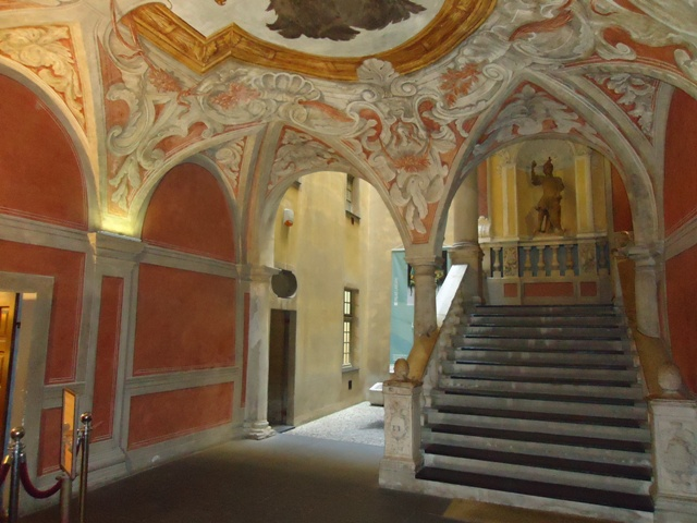 Nice - Palais Lascaris