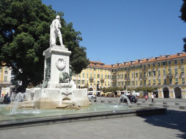 Nice - Place Garibaldi 1
