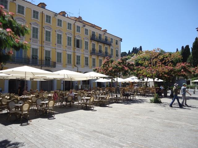 Nice - Place Garibaldi 2