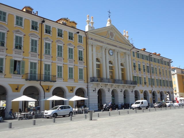Nice - Place Garibaldi 3