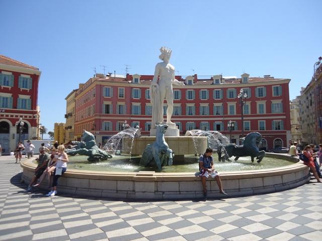 Nice - Place Massena 1