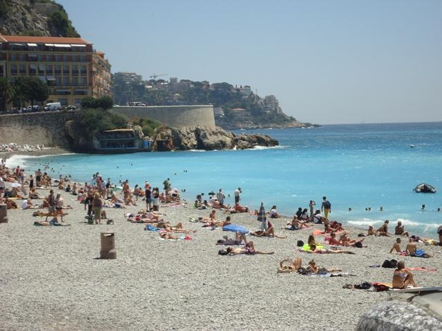Nice - Praia 1