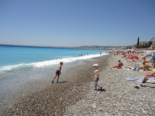 Nice - Praia 2