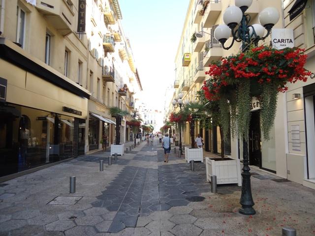 Nice - Rue Paradis