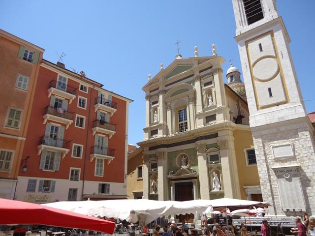 Nice - Catedral Nice