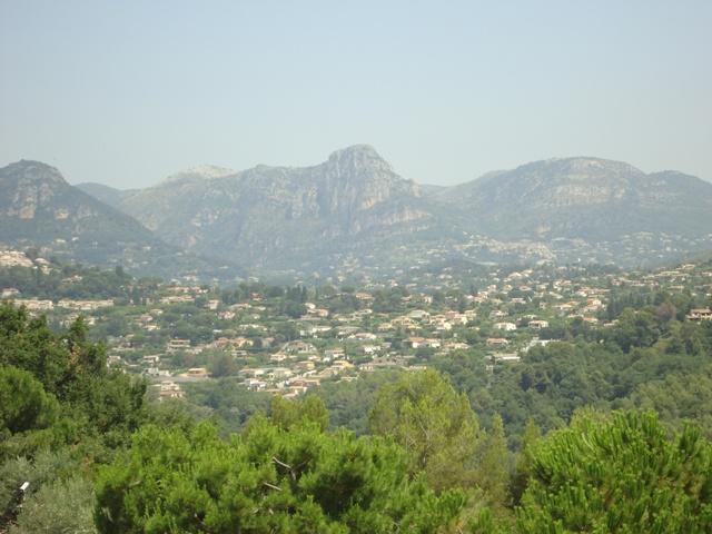 Saint Paul de Vence - Vista