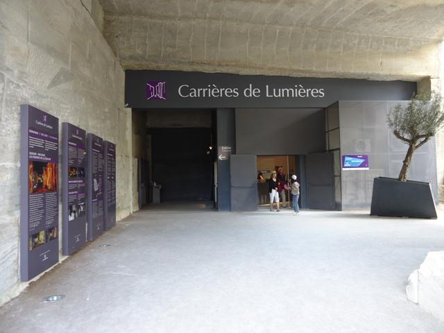 Les Baux-de-Provence - Carriere de Lumieres 1