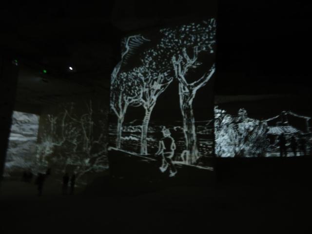 Les Baux-de-Provence - Carriere de Lumieres 3