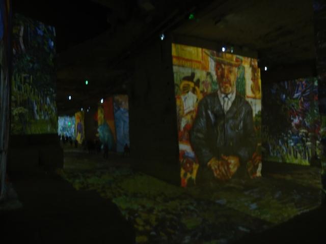 Les Baux-de-Provence - Carriere de Lumieres 4