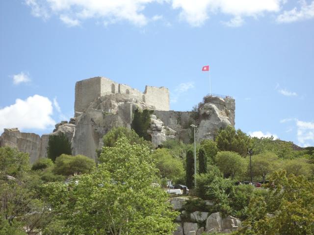 Les Baux-de-Provence - Castelo