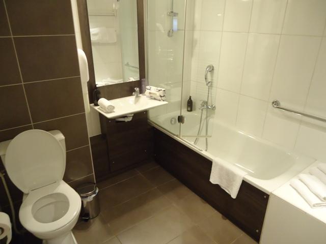 Marseille - Hotel Adagio Republique  - Banheiro