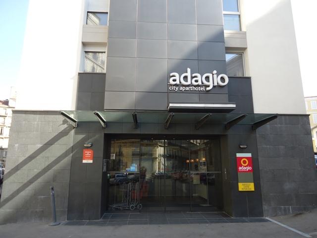 Marseille - Hotel Adagio Republique