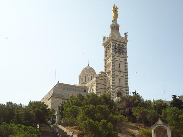 Marseille - Notre Dame de La Garde 1