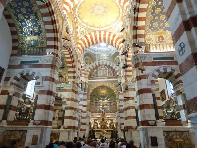 Marseille - Notre Dame de La Garde 2