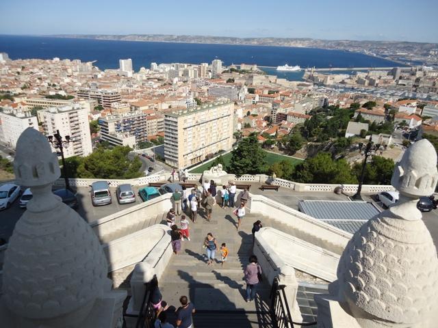 Marseille - Notre Dame de La Garde 4
