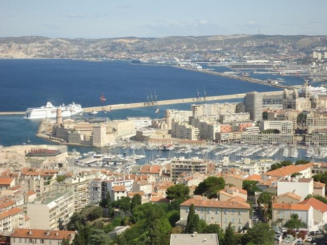 Marseille - Notre Dame de La Garde 6