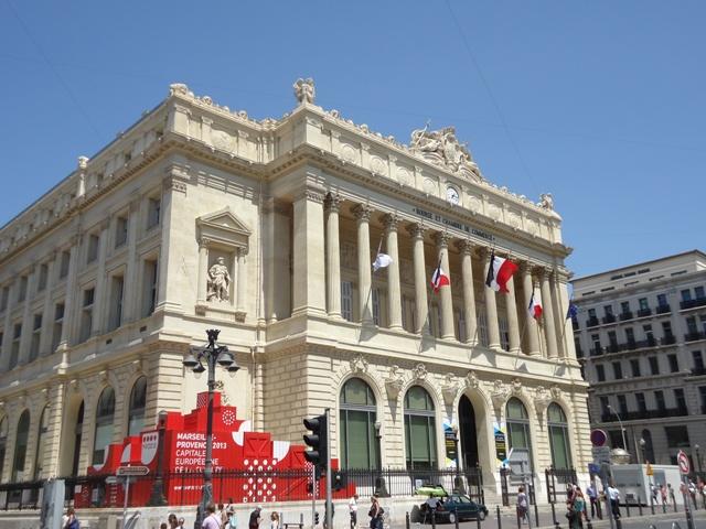 Marseille - Bolsa de Valores