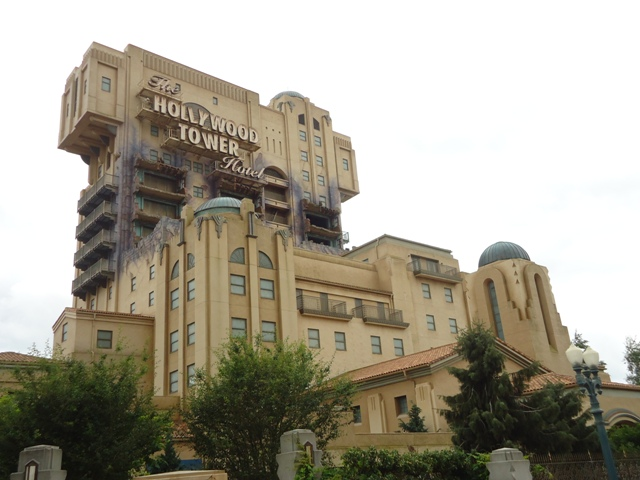 Disney Studios Park - Tower of Terror