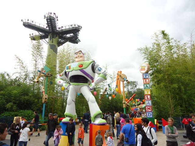 Disney Studios Park - Toy Story Playland 1