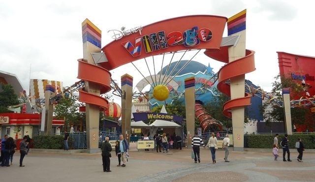 Disney Village Paris 1