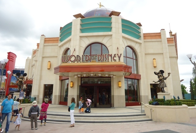 Disney Village Paris 2