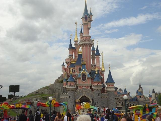 Disneyland Paris - Castelo