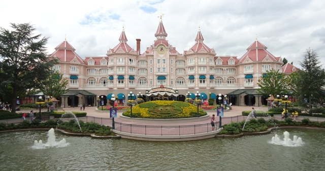 Disneyland Paris - Entrada 1