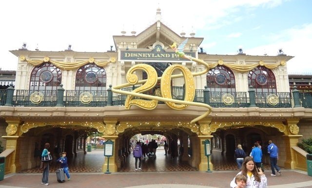 Disneyland Paris - Entrada 3