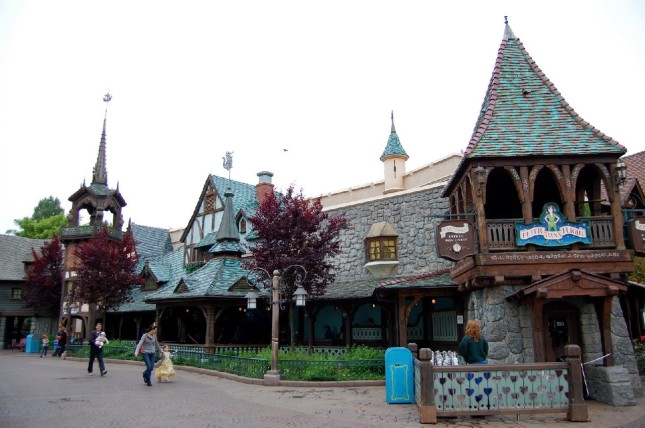 Disneyland Paris - Fantasyland 2
