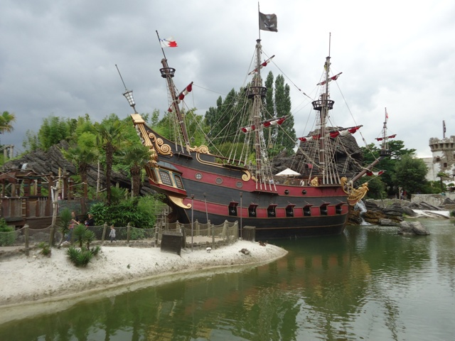 Disneyland Paris - Pirates Beach