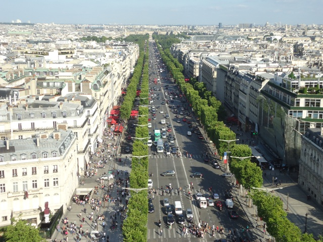 Paris - Champs Elysees