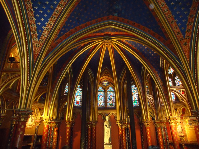 Paris - Saint Chapelle 1
