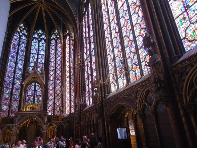 Paris - Saint Chapelle 2