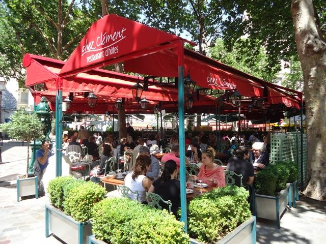 Paris - Chez Clement 2