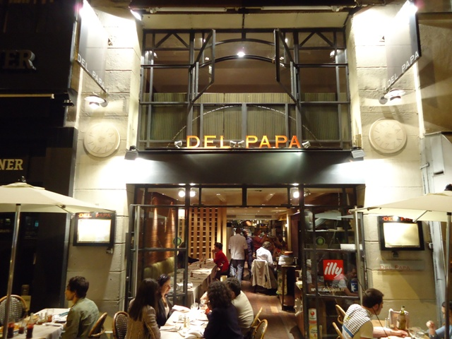 Paris - Del Papa 1
