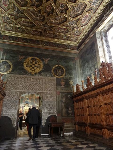 Toledo - Catedral Sala Capitular 1